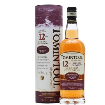 Tomintoul Portwood 12