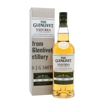 The Glenlivet Nadurra Aged 16 Years