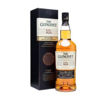 The Glenlivet Masters Distiller's  Speyside Single Malt Whisky Liter