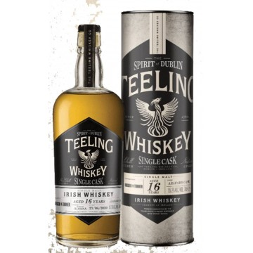 Teeling 16 Years Old Single Cask Abafado Finish